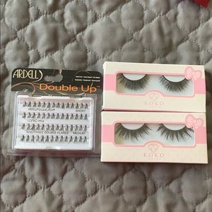 Koko and ardell lashes